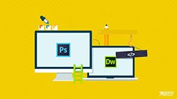 PSD To HTML Tutorial Using Photoshop And Dreamweaver Udemy Coupon & Review