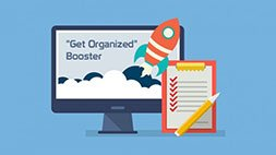 Get Organized' Booster Udemy Coupon & Review