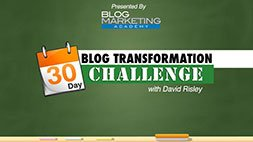 30 Day Blog Transformation Challenge Udemy Coupon & Review
