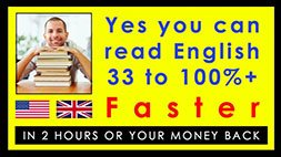 Speed Reading Work/Leisure. Read 33%+ Faster or Money Back. Udemy Coupon & Review
