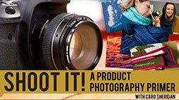 Shoot It: Product Photography Class Craftsy Review