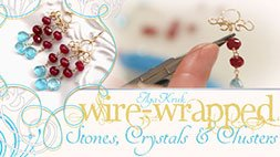 Wire Wrapped Jewelry Making Class Craftsy Review