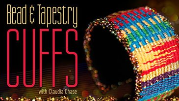 Bead and Tapestry Cuffs Class Craftsy Review
