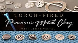 Torch Fired Precious Metal Clay Class Craftsy Review