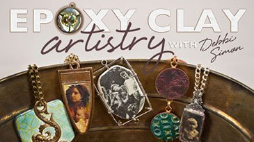 Epoxy Clay Artistry Class Craftsy Review
