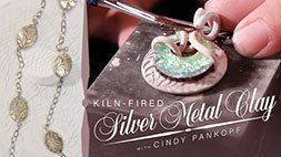Kiln Fired Silver Metal Clay Class Craftsy Review