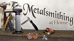 Metalsmithing at Home Class Craftsy Review