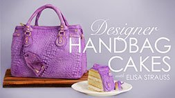 Designer Handbag Cakes Craftsy Review