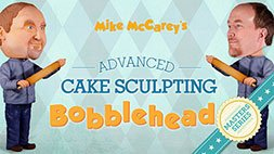 Advanced Cake Sculpting: Bobbleheads Craftsy Review