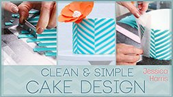 Clean & Simple Cake Design Craftsy Review