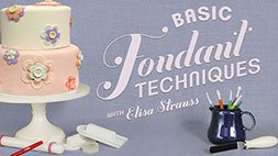 Basic Fondant Techniques Craftsy Review