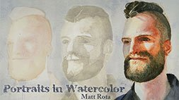 Portraits in Watercolor Craftsy Review