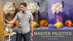 Master Palettes: Exploring Color Mixing Craftsy Review