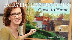 Acrylic Landscapes Close to Home Craftsy Review