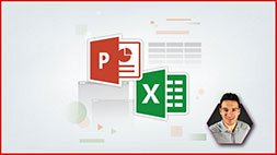 PowerPoint & Excel Fusion (+250 PowerPoint Slides) Udemy Coupon & Review