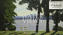 Water Views: Acrylic Landscapes Craftsy Review