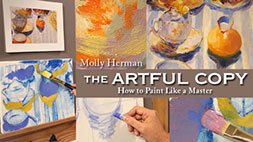 The Artful Copy: How to Paint Like a Master Craftsy Review