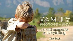 Family Photography: Candid Moments & Storytelling Craftsy Review