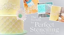 The Secrets to Perfect Stenciling Craftsy Review