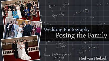 Wedding Photography: Posing the Family Craftsy Review