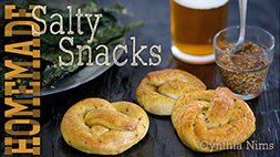 Homemade Salty Snacks Craftsy Review