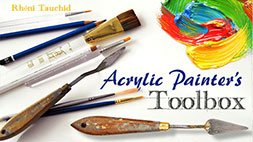 Acrylic Painter's Toolbox Craftsy Review