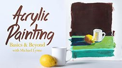 Acrylic Painting: Basics & Beyond Craftsy Review