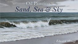 Oil Painting: Sand, Sea & Sky Craftsy Review