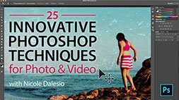 25 Innovative Photoshop Techniques for Photo & Video Craftsy Review