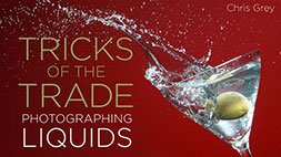 Tricks of the Trade: Photographing Liquids Craftsy Review