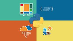 Complete Python Web Course: Build 8 Python Web Apps Udemy Coupon & Review