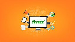 How to use Fiverr to make money online! Udemy Coupon & Review