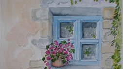 #Paint this WATERCOLOUR in SEVEN EASY stages, just watch me. Udemy Coupon & Review